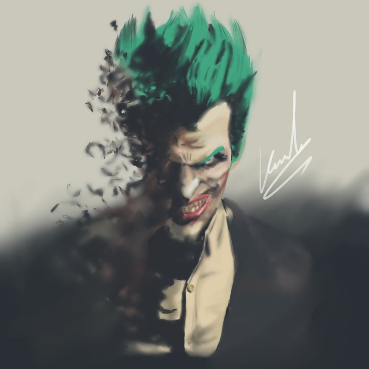 #Joker  #Drawing #Painting #Draw #Paint #Art #Artistic #Picture #Graphics #Comic #Batman #Marvel