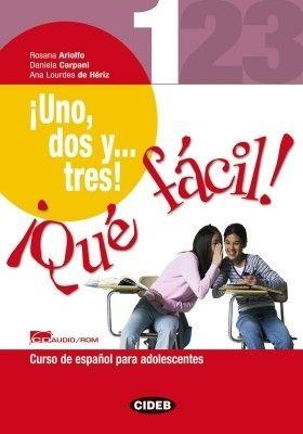 Uno, Dos y... Tres! Que Facil! 1. Podręcznik + CD