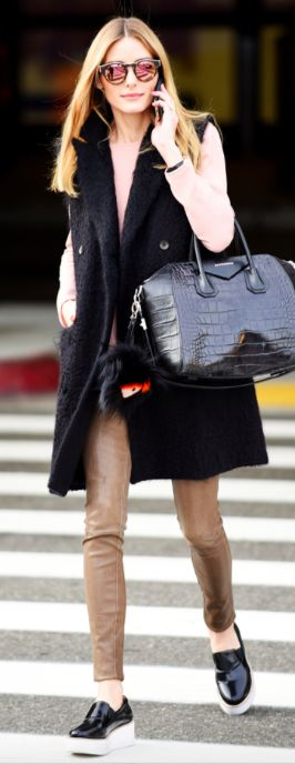 Olivia Palermo- casual street style