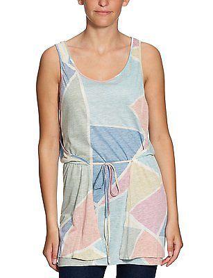Medium, Multi-Coloured - multi-coloured, Quiksilver Raptide Womens Mini Dress NE