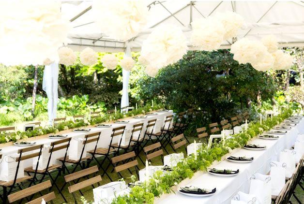 新緑の鎌倉で、イギリス風ガーデンウェディング | オリジナルウェディングプロデュース Brideal ブライディール