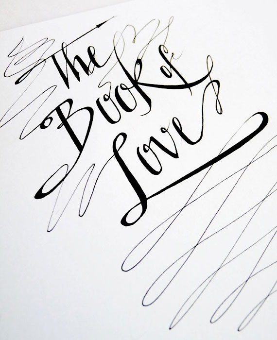 Calligraphy By Caramelo