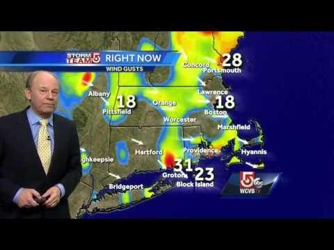 Harvey's Bilzzard Watch forecast