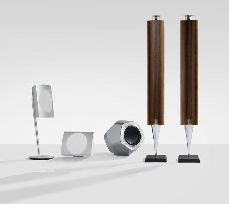 Nye B&O højttalere 900 ×805 pixels