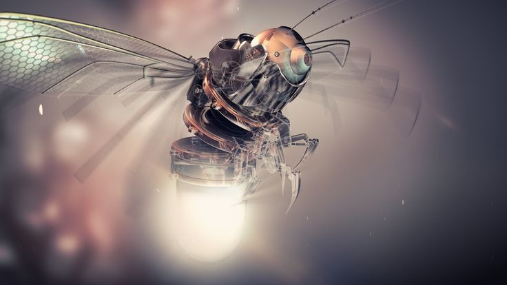 » firefly « 3D rendering for NARCISS & TAURUS | design by Robert Fahrnow