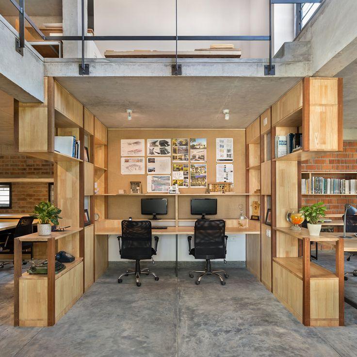 Home interior architecture design.