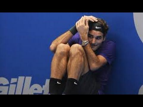 Roger Federer - Top 10 Funny Moments Ever - YouTube