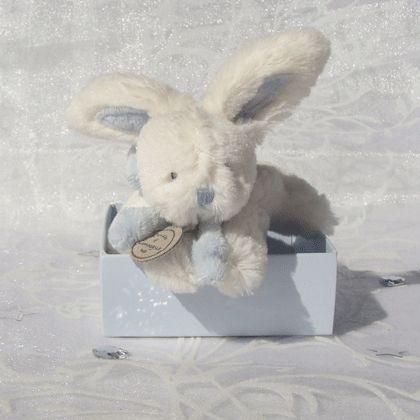 Lapin Blanc et Bleu (petit modèle)