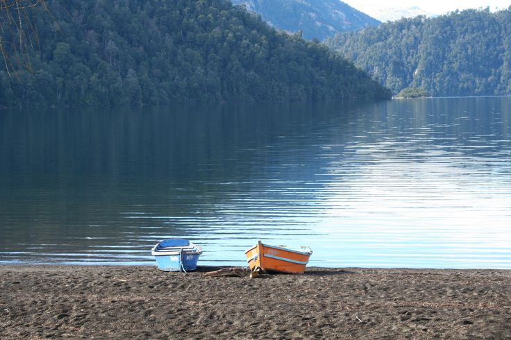 Puerto Fuy, Lago Pirihueico