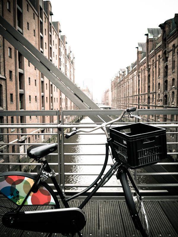 Hallo Hamburg, Hallo Speicherstadt  - Weltkulturerbe 2015 #keinestadtistschoeneralsdu