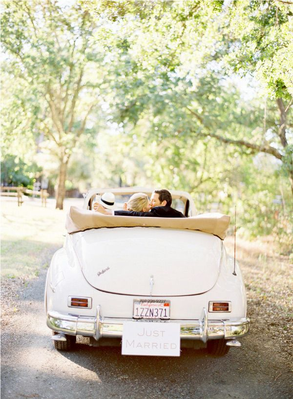 53 best wedding wheels images on Pinterest | Wedding cars, Wedding ...