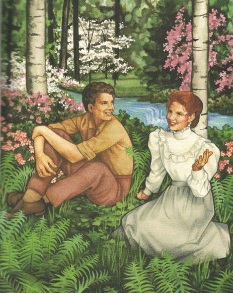 Gilbert Blythe - Anne of Green Gables Wiki