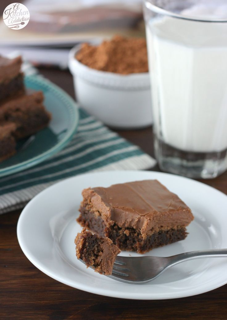 Buttermilk Brownies from The Dairy Good Cookbook @dairygood #DairyCookbook #ad #bh