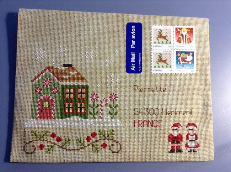 Enveloppe #097-2014
