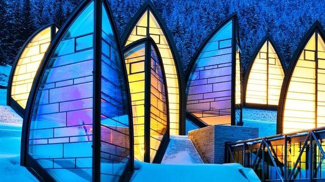 Tschuggen Grand Hôtel, Arosa - Suisse Tourisme