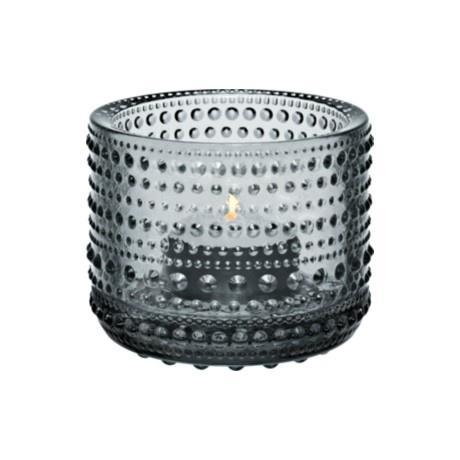 Iittala - Kastehelmi Votive 64 mm grey