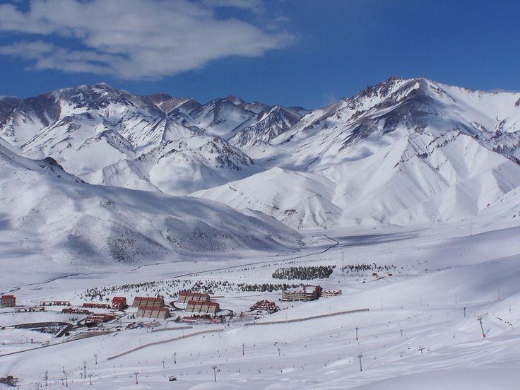 Valle de las Leñas. Malargue,Mendoza