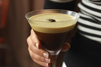 Mix Up an Easy Espresso Martini for Dinner Tonight: Get a jolt of java and a cocktail in one glass with this easy Espresso Martini.