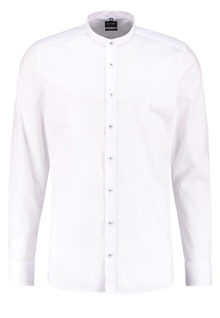 Olymp Level 5 BODY FIT Hemd weiß Bekleidung bei Zalando.de | Material Oberstoff: 97% Baumwolle, 3% Elastolefin | Bekleidung jetzt versandkostenfrei bei Zalando.de bestellen!