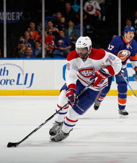 P.K. Subban, Montreal Canadiens