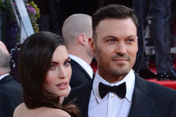 """Brian Austin Green confessed his relationship with """"Transformers"""" star Megan Fox takes hard work."""