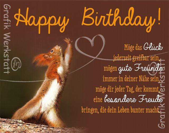 Happy Birthday - Midi Cards - Grafik Werkstatt Bielefeld