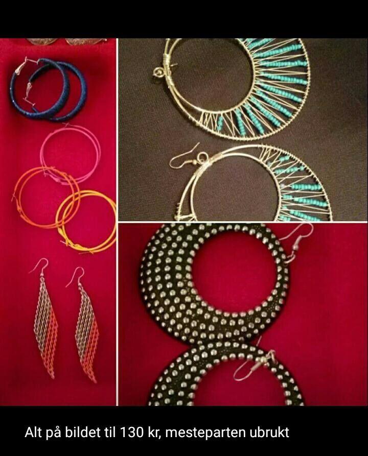 FINN – Smykker, armbånd, øredobber og ringer