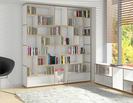 Bücherregal weiß modern  Best 25+ Bücherregal massivholz ideas on Pinterest | Kratzbaum ...