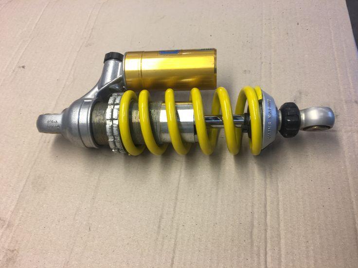 #Ducati #magnesium #replacement #996 #S #nice #lightweight #restore #Ohlins #Öhlins