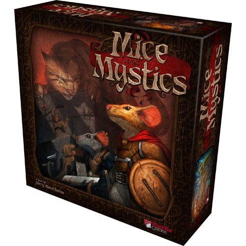 Mice and Mystics (Preorder)