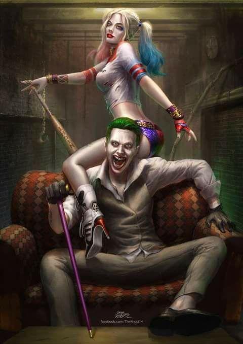 Harley & The Joker