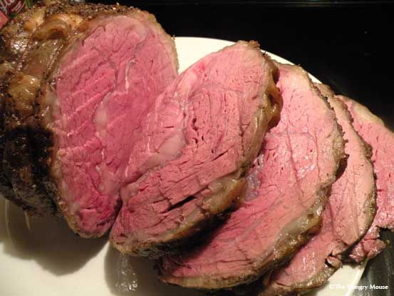 how to slow cook a rib roast