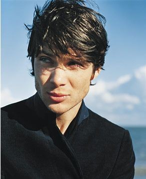 Cillian Murphy. Insanely good actor, insanely adorable, insanely Irish.