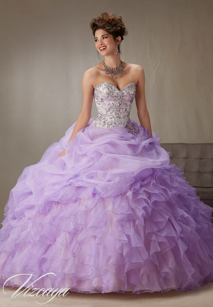 580 mejores imágenes de Ball Gowns en Pinterest | Quince años, 15 ...