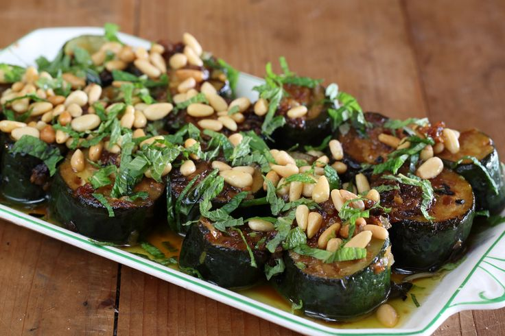 Zucchini Agrodolce - Maggie Beer