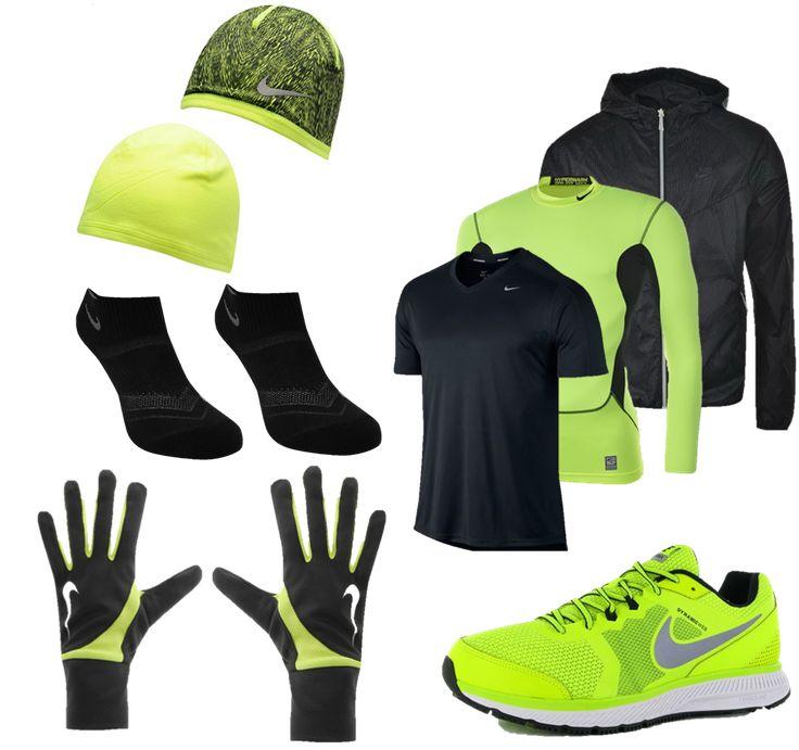 #Winter #Running #Nike Men's winter running gear http://www.lillywhites.com/SearchResults?DescriptionFilter=Nike Running