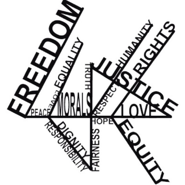 How freedom and equality presupposes each other in the natural world