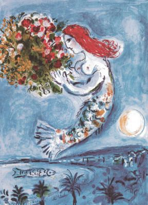 Baie des Anges - Marc Chagall