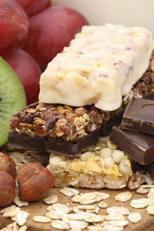 The Best Low-Carb Bars