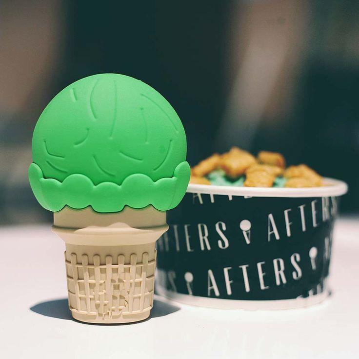 nice Cute Ice Cream Powerbank 2600mAh - peanutsausage.com