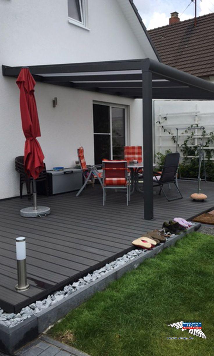 211 best alu terrassen berdachung rexopremium kundenbilder images on pinterest. Black Bedroom Furniture Sets. Home Design Ideas