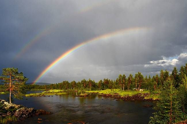 17 wonderfully curious facts about rainbows