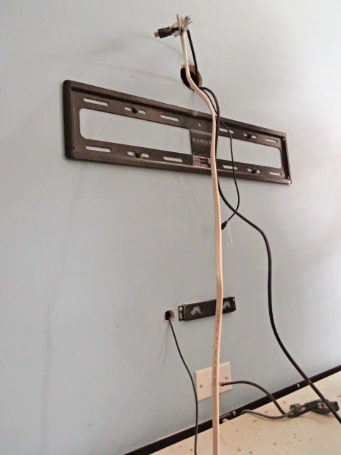 best ideas about hide cable cords hide cables how to hide television and cable cords and wires using an easy diy kit
