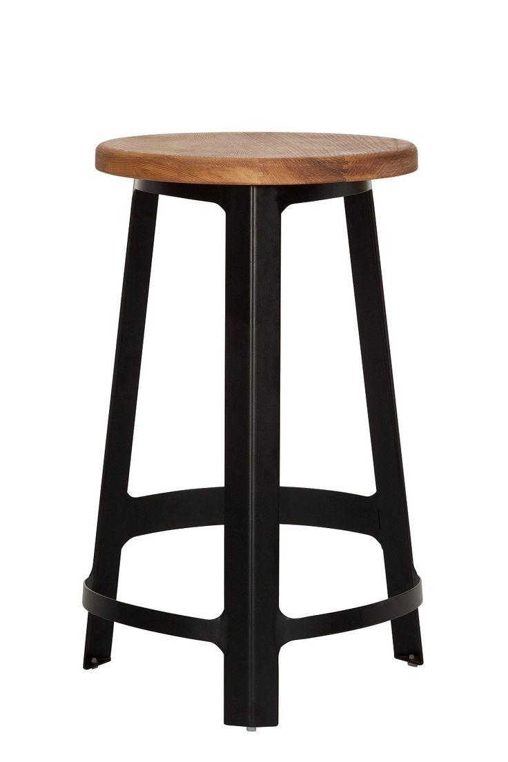 Sean dix factory bar stool replica black these kitchen counter height replica sean dix bar - Classic bar counter design ...