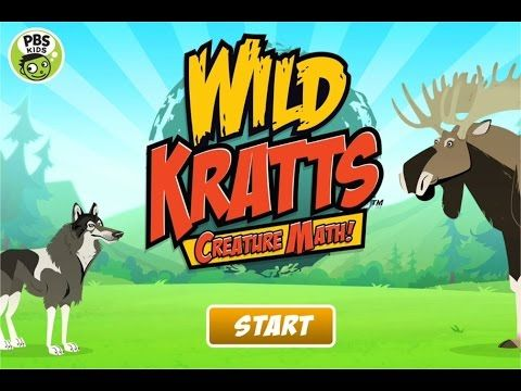 Wild Kratts Creature Math | Math App for Kids