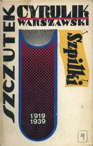 Szczutek. Cyrulik warszawski. Szpilki, Opr. Eryk Lipiński, WAiF, 1975, http://www.antykwariat.nepo.pl/szczutek-cyrulik-warszawski-szpilki-opr-eryk-lipinski-p-1015.html