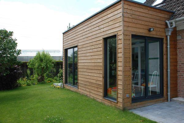 23 best Extension images on Pinterest House extensions, Home ideas - Agrandissement Maison Bois Prix M