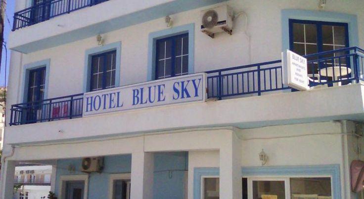 Booking.com: Blue Sky Apartments , Kerpe, Yunanistan - 18 Konuk değerlendirmeleri . Yerinizi hemen ayırtın!