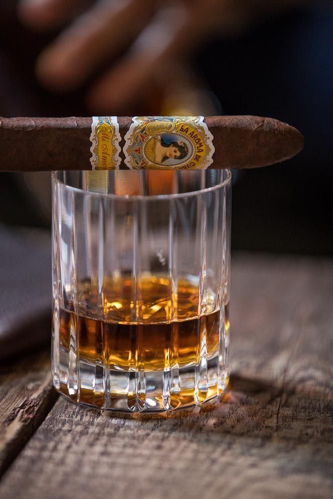 la aroma de cuba mi amor cigar review belicoso