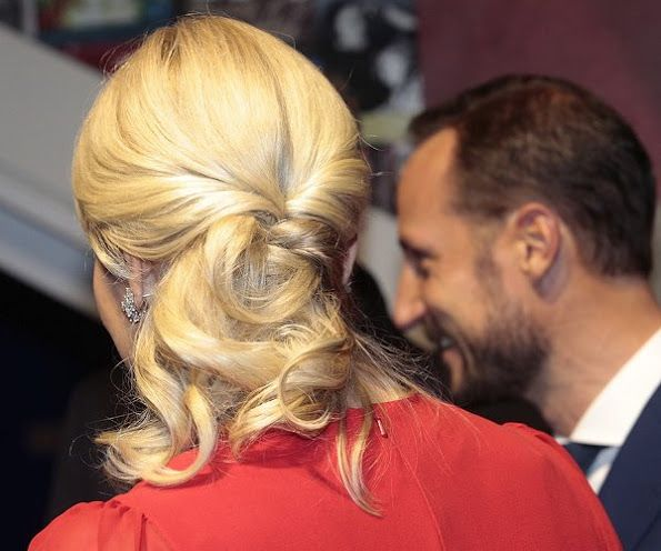 Official visit of Crown Prince Haakon and Crown Princess Mette-Marit to Canada